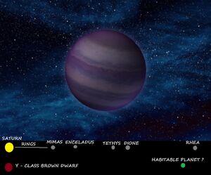 Y - type dwarf HZ