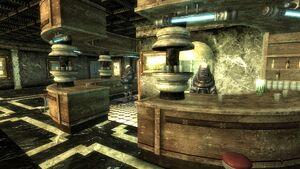 Commander Apartment Bar