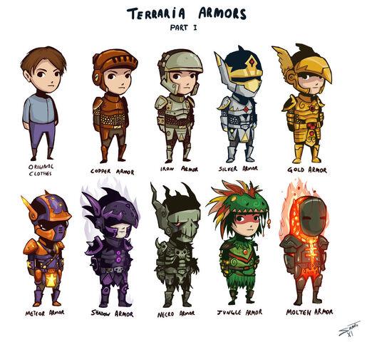 File:Terraria armors by deadinsane-d3jhl6o.jpg