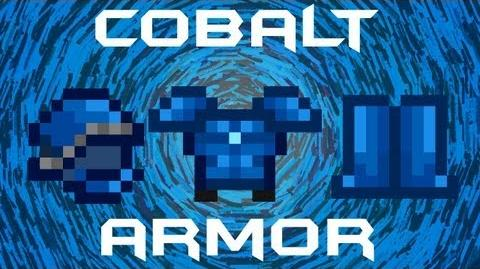 Terraria - Cobalt Armor Terraria HERO