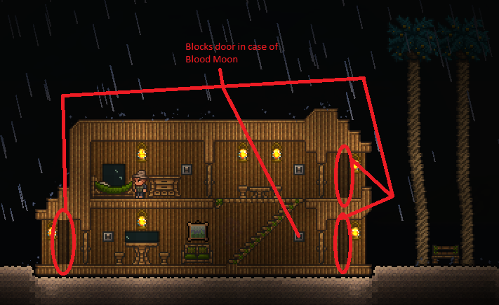 Image BeachHouse Designpng Terraria Wiki FANDOM Powered By Wikia
