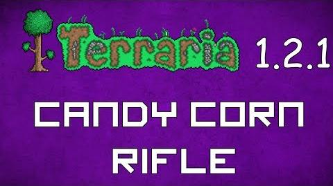 Candy Corn Rifle - Terraria 1.2