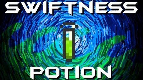 Terraria - Swiftness Potion