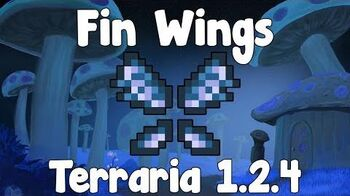 Fin Wings - Terraria 1.2