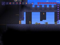 Terraria environment dungeon