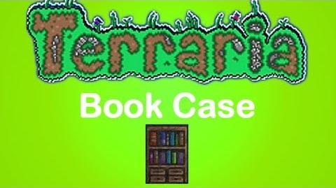 Terraria Book Case