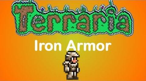 Terraria Iron Armor
