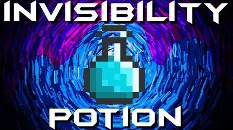 Terraria - Invisibility potion