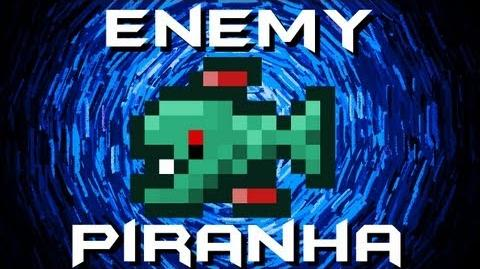 Terraria - Piranha Plus WATERFALL GLITCH