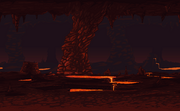 Terraria Underworld Background