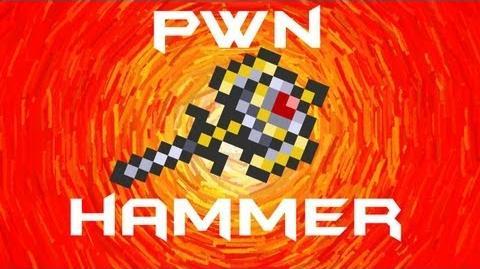 Nasty Pwnhammer Terraria HERO