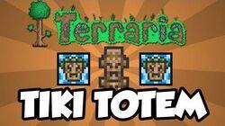 Terraria 1.2 - Tiki Totem Spirit Pet (New Terraria 1