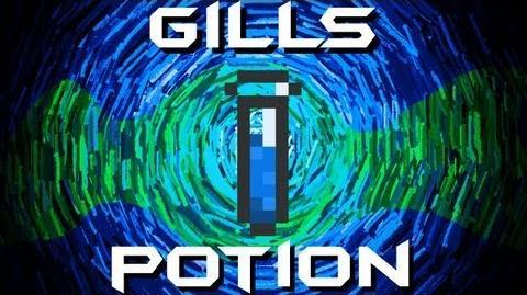 Terraria - Gills Potion