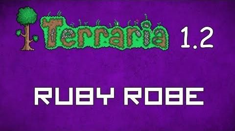 Ruby Robe
