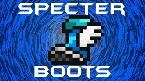 Specter Boots Terraria HERO