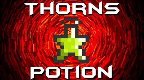 Terraria - Thorns Potion