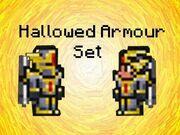 Hallowed armor 2