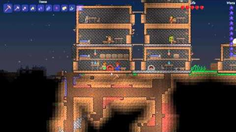 Terraria - Gold Crown