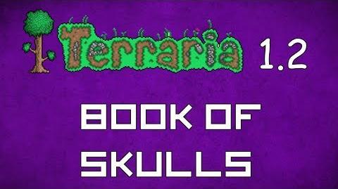 Book of Skulls - Terraria 1