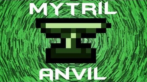 Mythril Anvil Terraria HERO