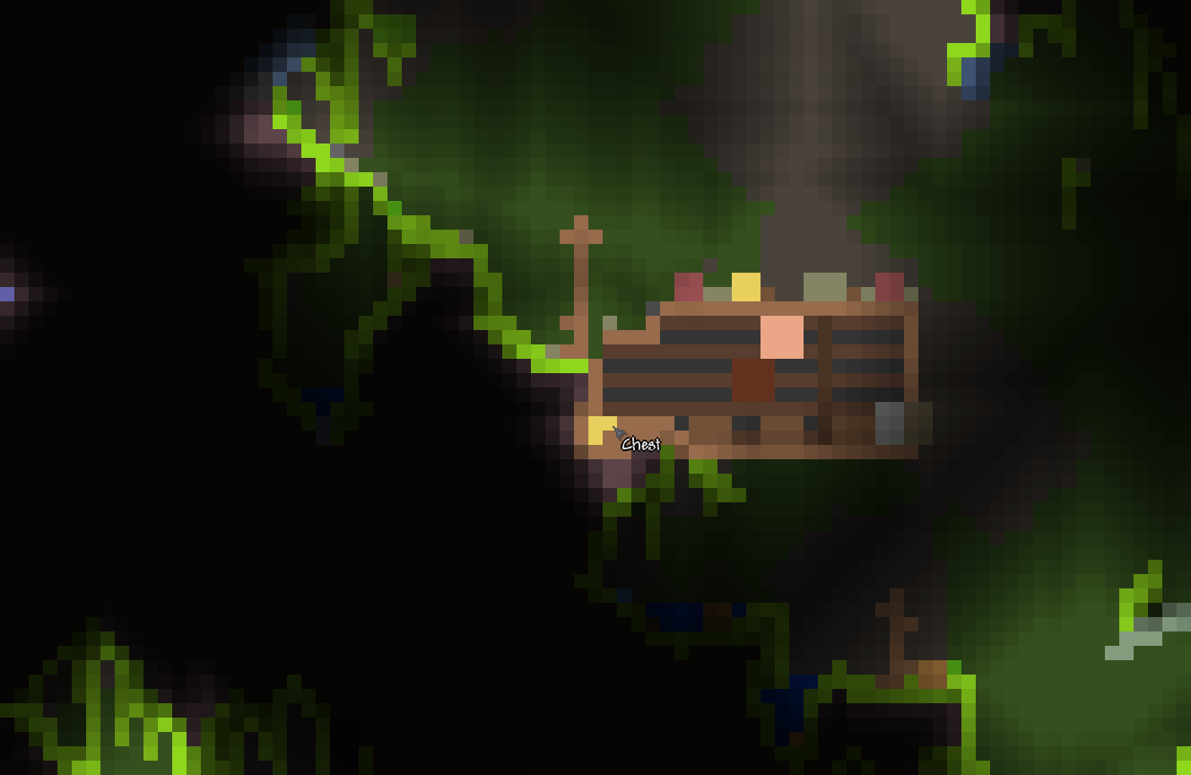 Image Golden Chest Glitch Map Png Terraria Wiki