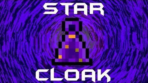 Star Cloak terraria HERO