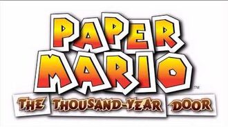Paper Mario The Thousand Year Door - Shadow Queen Final Battle Music EXTENDED