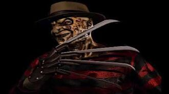 Freddy Krueger - Terrordrome Rise of the Boogeymen Voice Collection