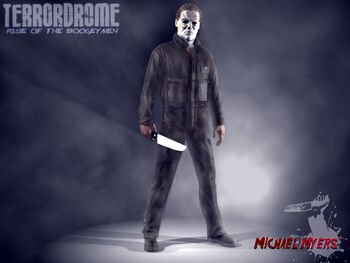 Michael Myers Portrait