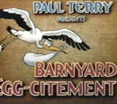 Barnyard Egg-citement