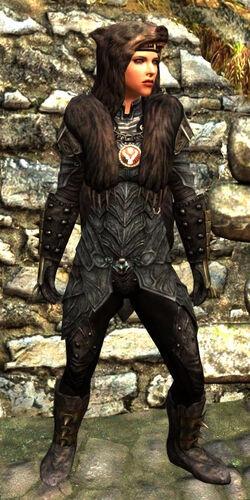 Vagabond Dusk Armor - Female