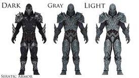 Seratic Armor