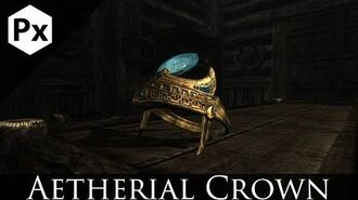 Skyrim Mod Spotlight Aetherial Crown by Saerileth