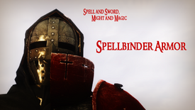 Spellbinder Armor - Title