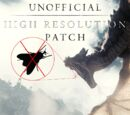 Unofficial High Resolution Patch