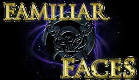 Familiar Faces Logo