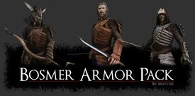 Bosmer Armor Pack - Title