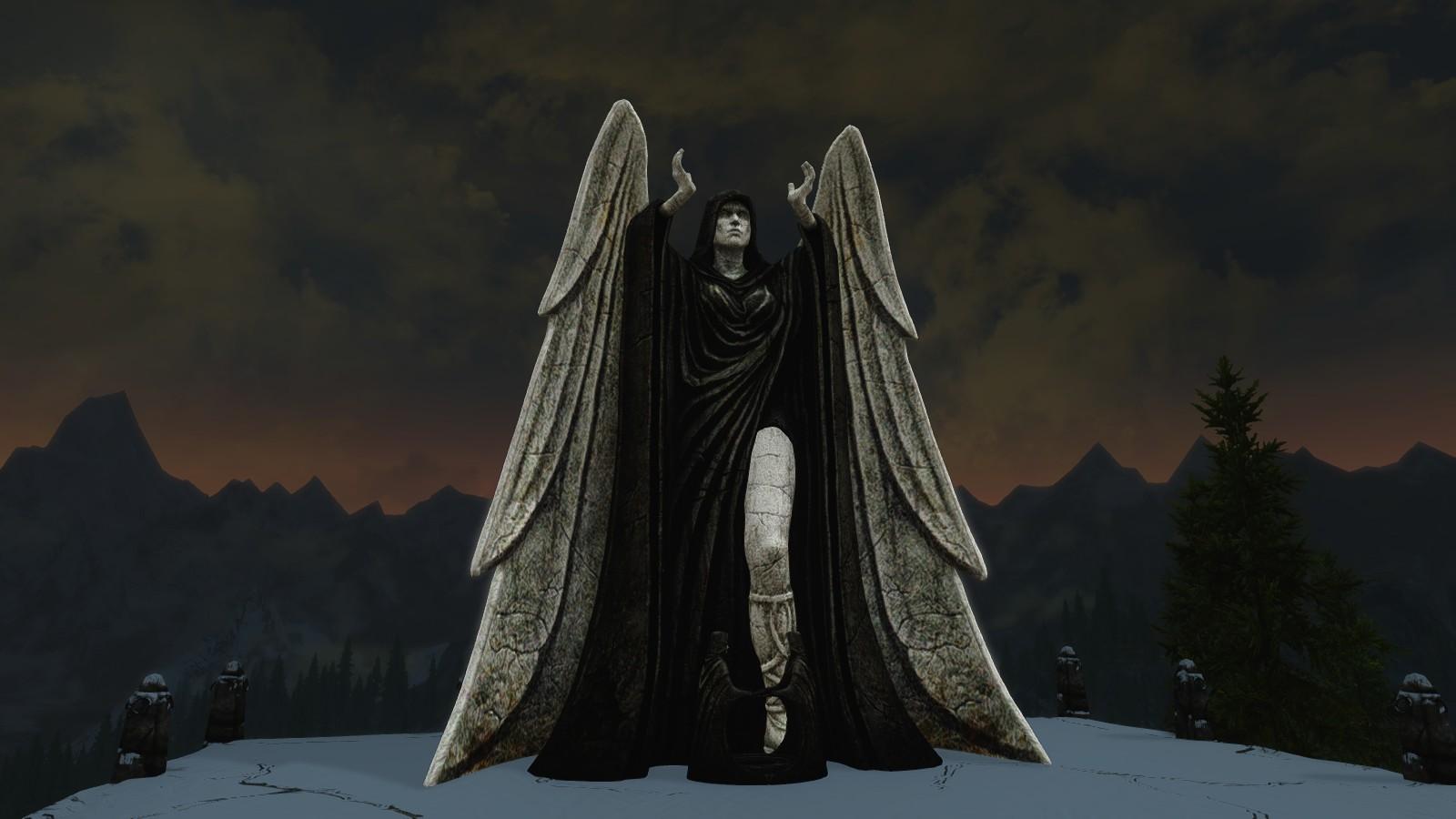 melancholic meridia the elder scrolls mods wiki fandom powered by wikia Oblivion Game Logo Oblivion Game Meme