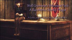 WellGram Warpaints - RaceMenu Overlay Plugin 2.0 - Title