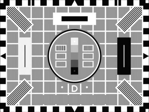 BBC Test Card D