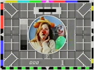 BBC Comic Relief Test Card