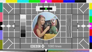 BBC HD Test Card