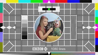 BBC HD Test Card