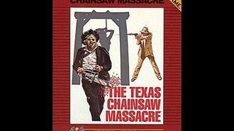 Texas Chain Saw Massacre - Atari 2600 VCS Gameplay - 1982