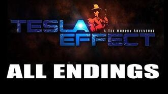 Tesla Effect A Tex Murphy Adventure - All possible endings