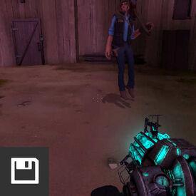 Hatchet Sniper