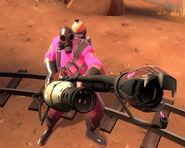 Pink pyro