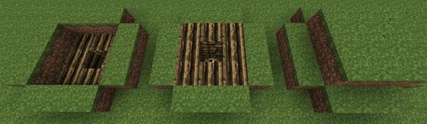 Charcoal Pit Build