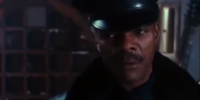 Unidentified policeman