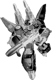 Shattered Glass Jetfire